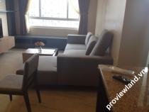 Cho thuê căn hộ Tropic Garden 112m2 3 phòng ngủ tầng thấp view sông