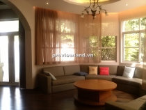 Villa in Hung Thai for rent with 4 bedrooms big yard and pool