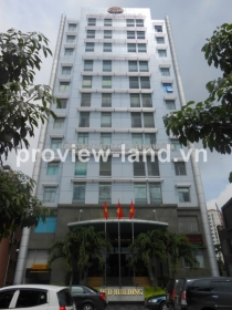 HUD Office Building for rent in Binh Thanh District