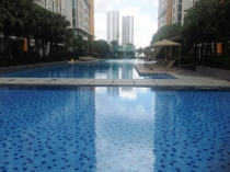 Vista apartment for sale on 7th floor, highway view