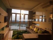 Cho thuê căn hộ 2PN view sông The Vista An Phú tháp T4 tầng cao tuyệt đẹp đầy đủ nội thất
