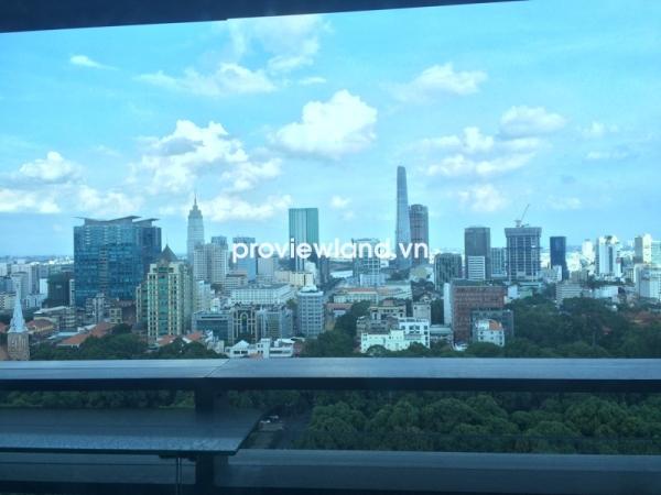 Cần cho thuê căn hộ 200m2 3 phòng ngủ Sailing Tower tầng 19 ban công view thành phố