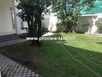 Villa Thao Dien for rent in District 2, No. 10 Str