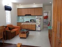 Căn hộ dịch vụ quận 1 đường Phan Ngữ 50m2 cho thuê đầy đủ nội thất