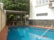 Bán biệt thự siêu đẹp Đường Nguyễn Văn Hưởng hồ bơi, sân thượng