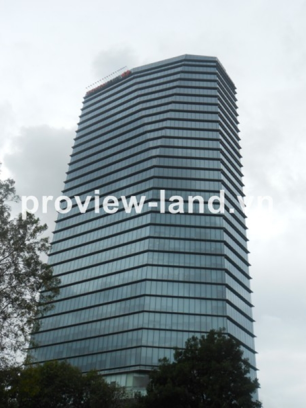Office for rent in District 5, M - H Building