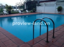 3 bedrooms Villa in Compound Thao Dien area for rent