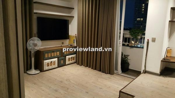 Premium flat for sale in Tropic Garden 134sqm 3 bedrooms spacious balcony