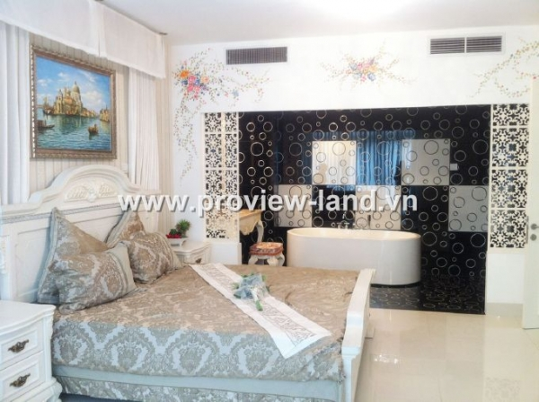 Ben Thanh Tower apartment for District 1 - 115m2 - 3 bedrooms