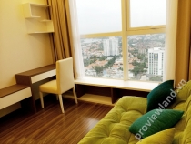 Cho thuê căn hộ Thảo Điền Pearl 115m2 2 phòng ngủ view đẹp