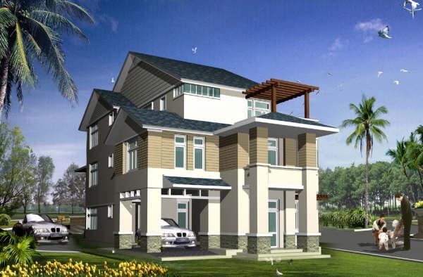 Bán Villa Quận Phú Nhuận Phan Đăng Lưu 12,5x25m