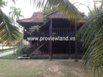 Villa for rent in Lan Anh Villas in D2 - 4beds