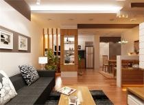 Cho thuê Penthouse Trương Định tại quận 3 giá cực rẻ