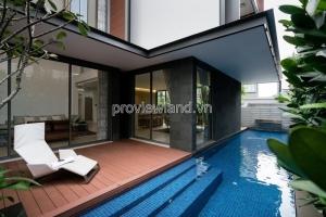 Holm Villas biệt thự cao cấp tại Thảo Điền cần bán 450m2 có hồ bơi riêng