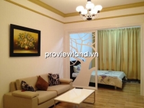 Apartment in The Manor Officetel for rent high floor studio type 38sqm convenience and functionality