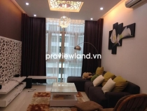 Cho thuê căn hộ 101m2 2PN nội thất đầy đủ The Vista cho thuê tháp T4 tiện ích 5 sao