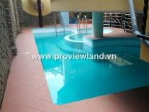 Cho thuê villas Thảo Điền đường Xuân Thủy quận 2