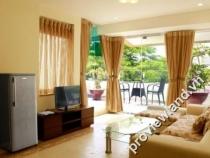 Cho thuê căn hộ dịch vụ tại Phú Mỹ Hưng Song Hung Apartment