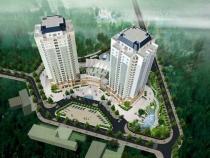 Cho thuê căn hộ An Khang quận 2 nội thất đầy đủ