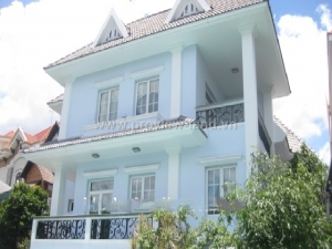 Thao Dien Villa for sale in District 2, protection security 24/24