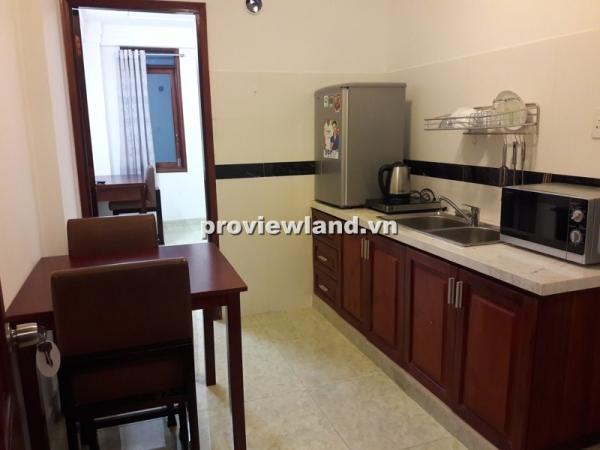 Cho thuê căn hộ dịch vụ đường Bạch Đằng 30m2 1PN rất tiện nghi đầy đủ nội thất