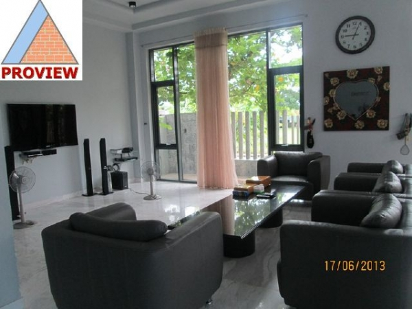Beautiful villa for rent in Phu My Hung District 7, NamThong Villa luxurious interior