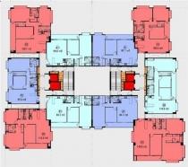 Cho thuê căn hộ Satra Eximland tại Quận Phú Nhuận