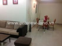 Cho thuê căn hộ An Khang 2 phòng ngủ Q2