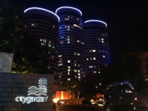 Căn hộ City Garden cho thuê 140m2 3 phòng ngủ