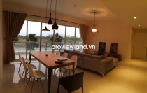 The Estella apartment for rent low floor 148 sqm 3BRs well furnished with balcony view lanscape