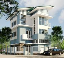 Bán villa Nam Kỳ Khởi Nghĩa Quận 3 diện tích đất 256m2