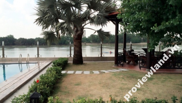 Cho thuê căn hộ dịch vụ đường Nguyễn Văn Hưởng có hồ bơi và gym