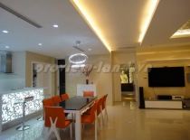 Penthouse Saigon Pearl 3 bedrooms for sale, nice house with city view