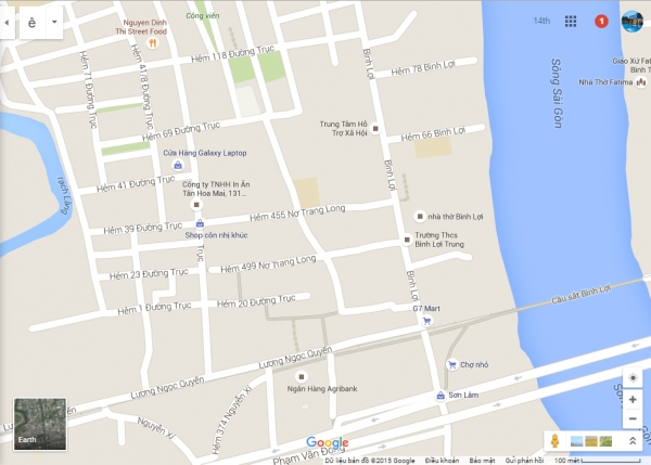 Bán đất nền giáp sông Sài Gòn 180m2