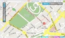 Cho thuê căn hộ tại tòa nhà hiện đại đường Trương Định quận 3