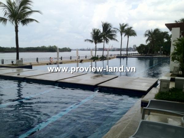 Cho thuê Villa Riviera An Phú Quận 2 ven sông Sài Gòn đường Giang Văn Minh