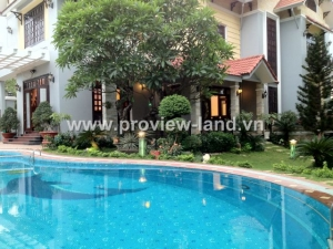 Selling the most beautiful villas Thao Dien District 2, 1000m2