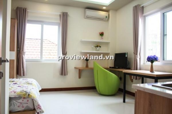 Căn hộ dịch vụ cho thuê đường Đặng Dung 40m2 1PN thiết kế đẹp mắt đầy đủ tiện nghi
