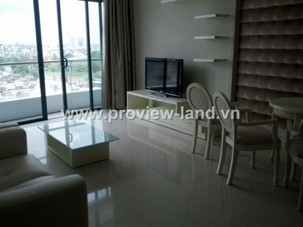 Cho thuê căn hộ City Garden Bình Thạnh, 1 phòng ngủ