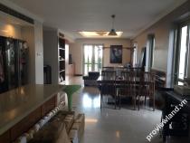 Cho thuê căn Penthouse tại Saigon Pavillon 300m2 3 phòng ngủ