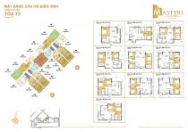 Bán căn hộ Masteri Thảo Điền tòa T3 căn 1 phòng ngủ đẹp nhất hiện nay