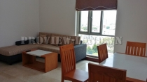 Saigon Pavillon Duplex apartment for sale with area is 130sqm nice view.